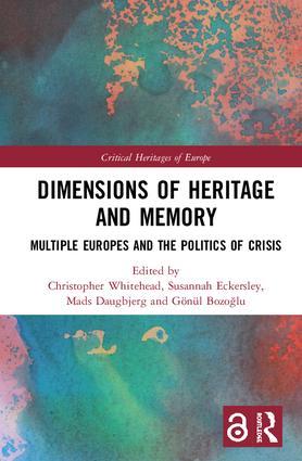 Dimensions of Heritage and Memory, 2019. ÖPPEN TILLGÅNG